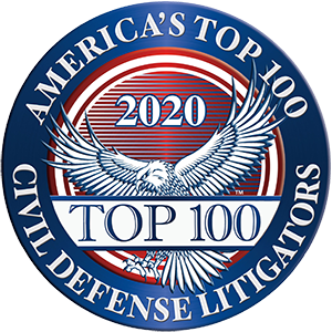 Americas Top 100 civil defense litigations 2020
